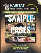Sample eBook: Natural Swimming Pools & Ponds: The Total Guide, 2nd Edition